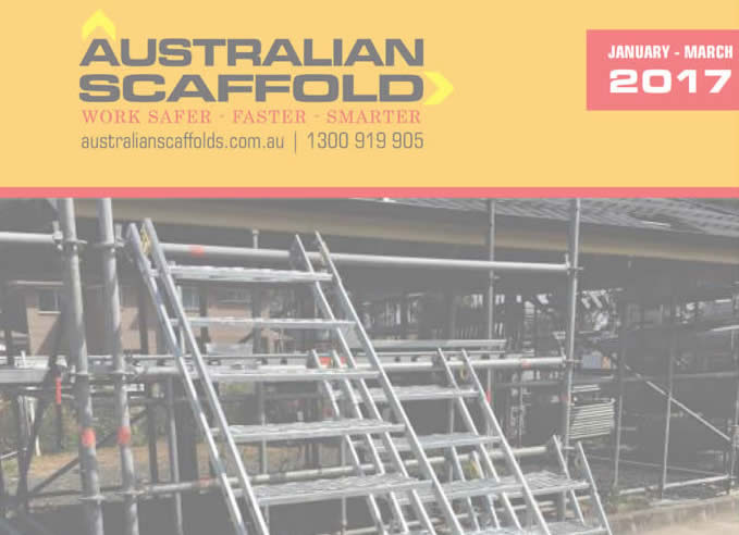 Acrow Prop Catalogue : Mobile scaffold acrow props edge protection