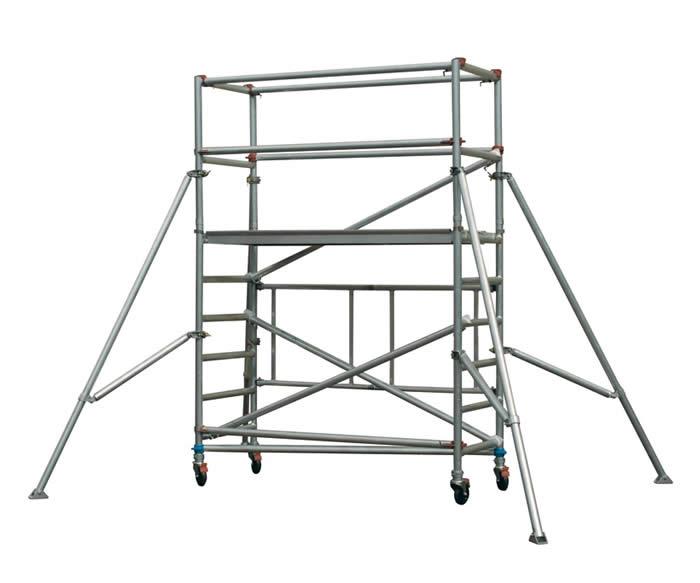 Portable Scaffolding With Wheels : Australian scaffold mobile