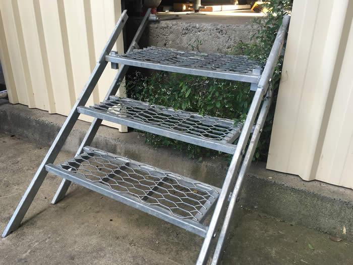 Adjustable Stairs 6 Step Australian Scaffolds