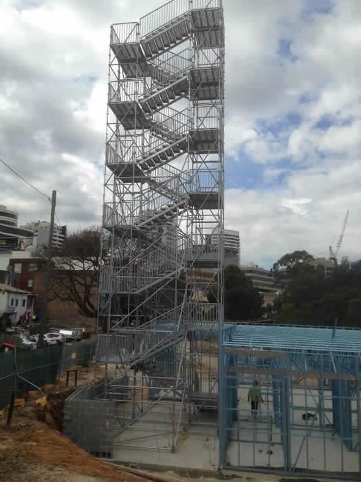 Scaffold Hire Sydney